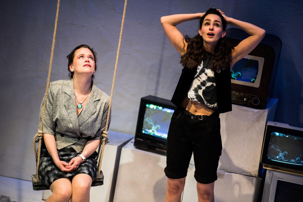 Katie Brayben & Serena Manteghi
