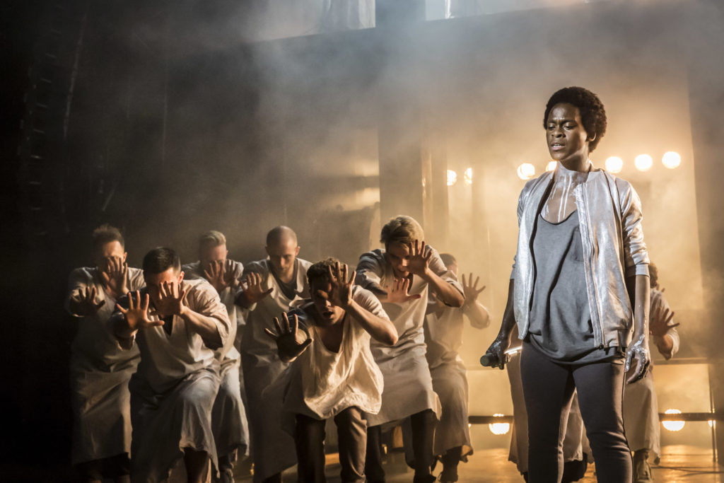 JESUS CHRIST SUPERSTAR by Webber, , Lyrics - Tim Rice, Music - Andrew Lloyd Webber, Director - Timothy Sheader, Designer - Tom Scutt, Choreography - Drew McOnie, Lighting - Lee Curran, Regent's Park Open Air Theatre, London, UK, 2016, Credit - Johan Persson - www.perssonphotography.com /