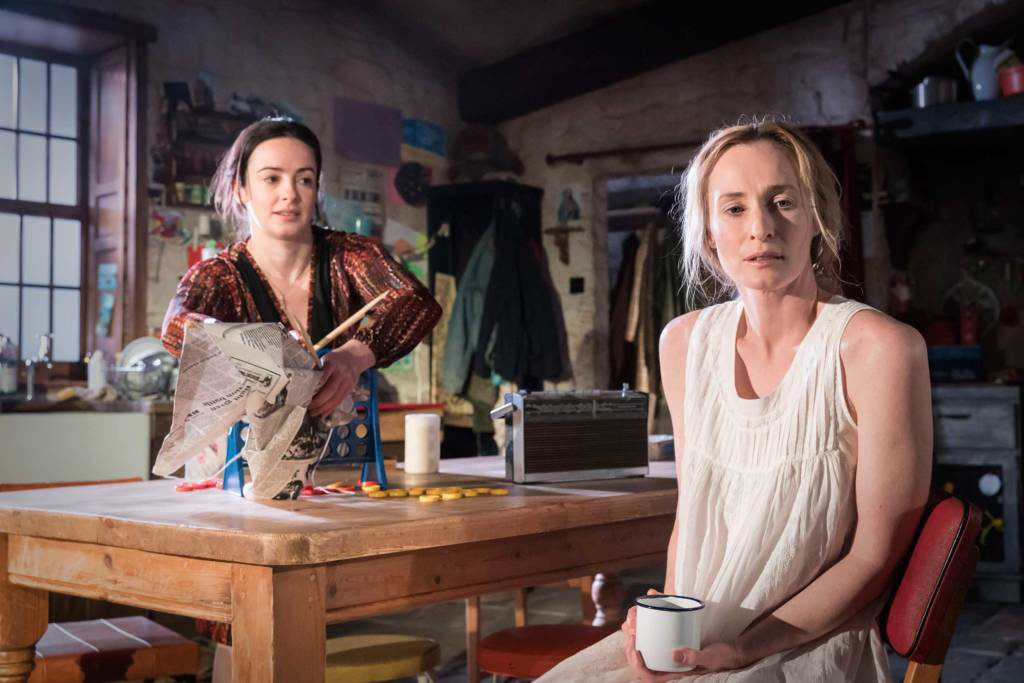 Laura Donnelly and Genevieve O'Reilly