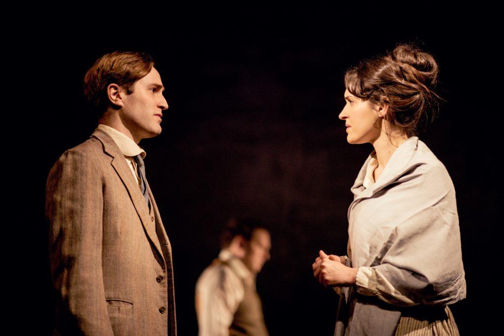 Edward Killingback and Phoebe Pryce