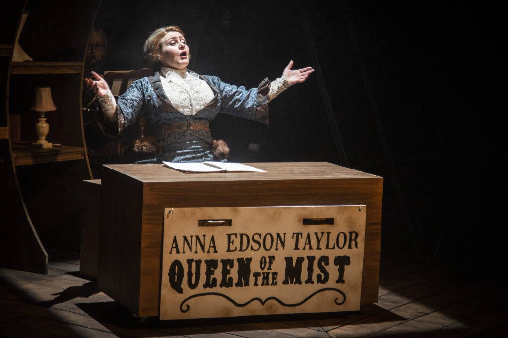 Trudi Camilleri in 'Queen of the Mist'
