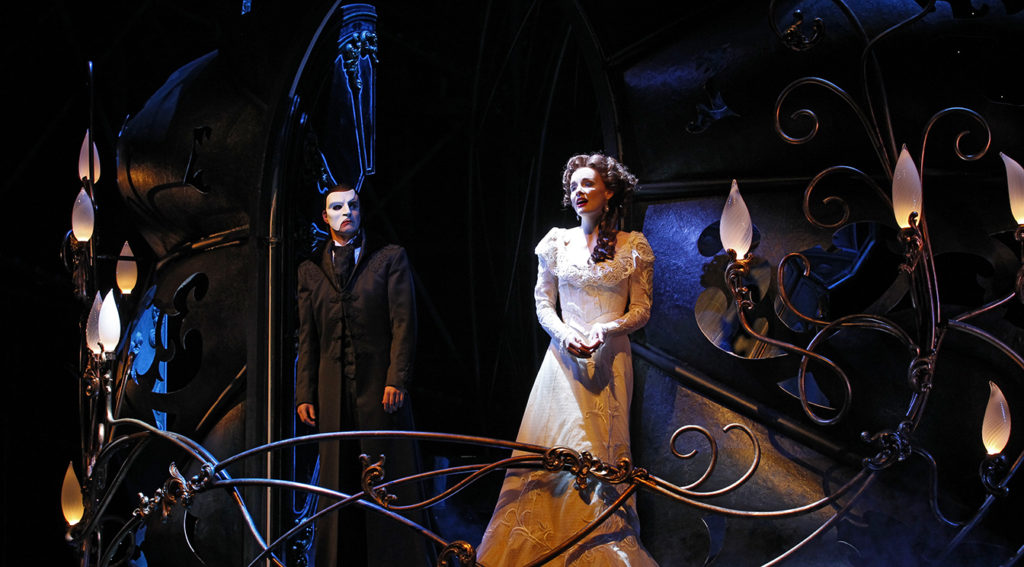 Love Never Dies from the Regent's Theatre Melbourne