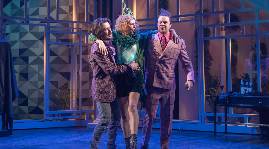 Twelfth Night at the National Theatre credit Marc Brenner