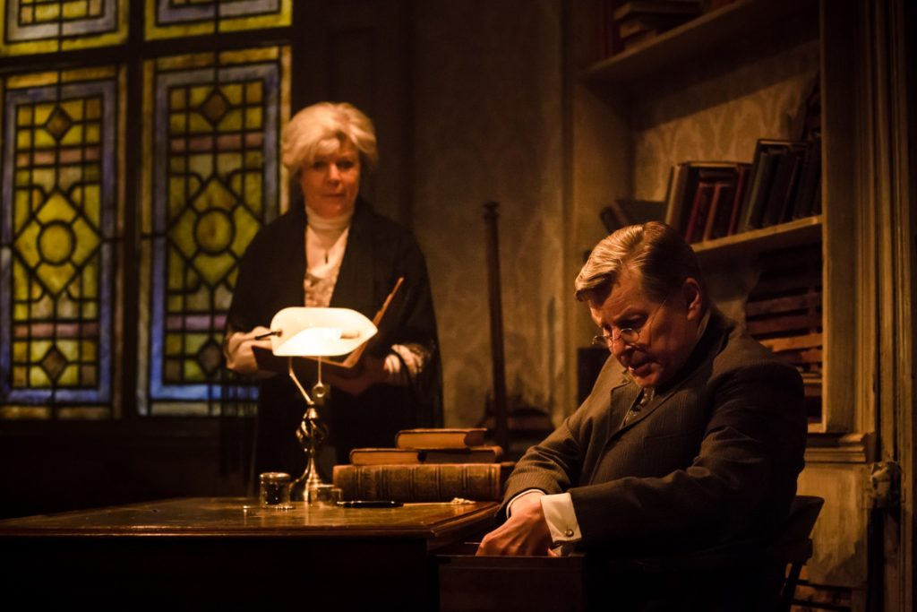 It is Easy to be Dead at the Finborough Theatre